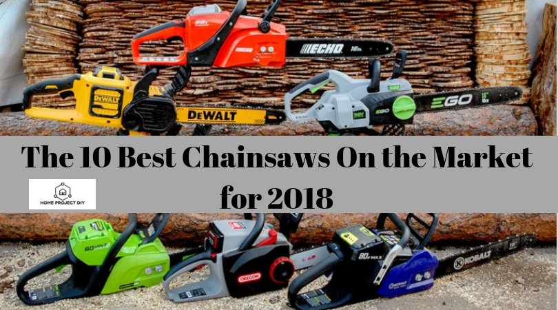 best chainsaw-different brands of chainsaw