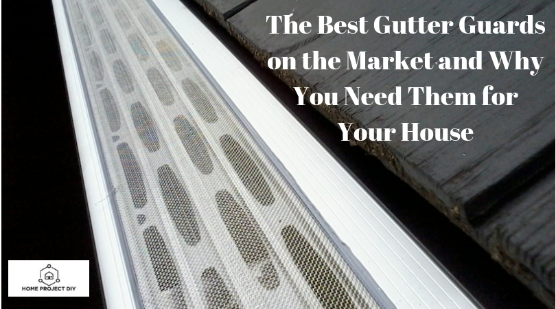 best gutter guards on roof